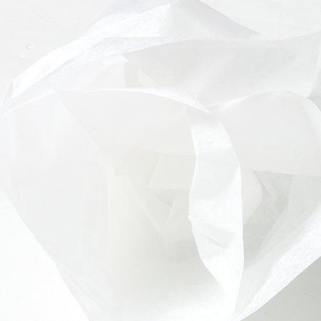 SILKESPAPPER - VIT 20kg