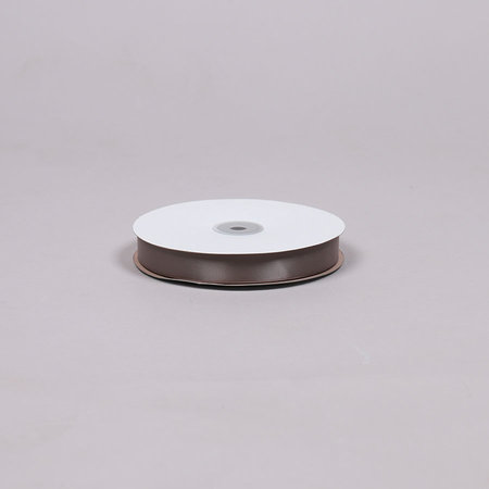 SATINBAND - Silver 20mm 3-pack