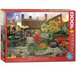 Old Town Living 1000 Bitar Eurographics Puzzle