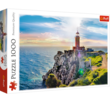 The Melagavi lighthouse, Greece 1000 Bitar Trefl
