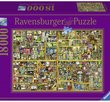 Magical Bookcase 18000 Bitar Ravensburger