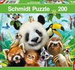 Animal fun! 200 Bitar Schmidt