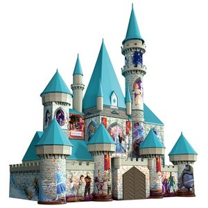 Frozen 2 Castle 216 Bitar 3D Ravensburger