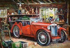 Vintage Garage 1000 Bitar Castorland