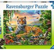 Tiger at Sunset 300 XL Bitar Ravensburger