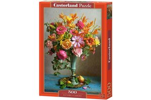 Autumn Flowers 500 Bitar Castorland