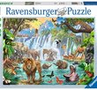 Waterfall Safari 1500 Bitar Ravensburger