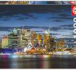 Sydney City Twilight   1000 Bitar Educa Utgår !