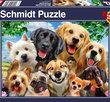 Dog Selfie 500 Bitar Schmidt