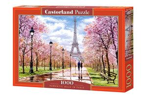 Romantic Walk in Paris 1000 Bitar Castorland