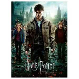 Harry Potter and the Deathly Hallows 2 , 300 XXL Bitar Ravensburger