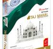 Taj Mahal 87 Bitar Cubic Fun
