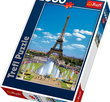 The Eiffel Tower 2000 Bitar Trefl
