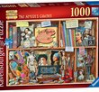 The Artists Cabinet 1000 Bitar Ravensburger