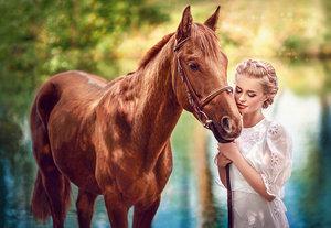 Beauty and Gentleness 1000 Bitar Castorland