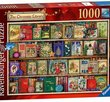 The Christmas library 1000 Bitar Ravensburger