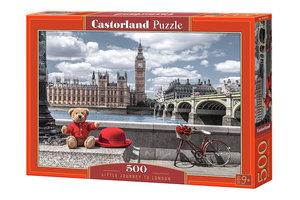 Little journey to London 500 Bitar Castorland