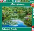 Water lily pond 1000 Bitar Schmidt