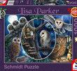 Mysterious Owls 1000 Bitar Schmidt