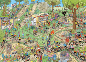 World Championships cyclocross 1000 Bitar JVH Jumbo