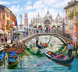 Charms of Venice 4000 Bitar Castorland