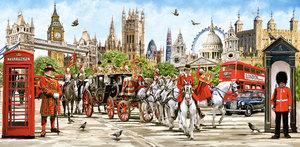 Pride of London 4000 Bitar Castorland