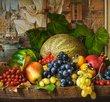 Still life with fruits 1500 Bitar Castorland