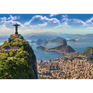 Rio de Janeiro 1000 Bitar Trefl