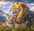 Like Father Like Son 1000 Bitar Castorland