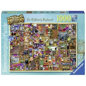 The Collectors Cupboard 1000 Bitar Ravensburger