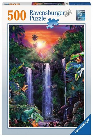 Magical Waterfall  500 Bitar Ravensburger