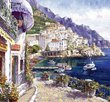 Afternoon in Amalfi 2000 bitar Schmidt