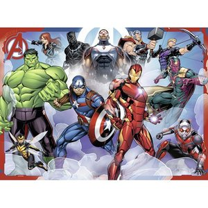 The Avengers 100 XXL Bitar Ravensburger