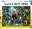 Elephants at the oasis 150 XXL Ravensburger