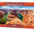 Horseshoe bend, Glen Canyon, Arizona 600 Bitar Castorland