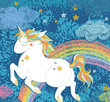 Rainbows and Unicorns  1200 Bitar Ravensburger