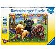 Puppy Picnic 100 XXL Bitar Ravensburger