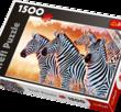 Zebras 1500 Bitar Trefl