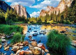 Yosemite National Park California,USA 1000 Bitar Eurographics Puzzle