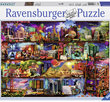 World of Books 2000 Bitar Ravensburger