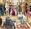 100 years of film 1000 Bitar Schmidt