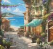 Italian Cafe 1000 Bitar Schmidt