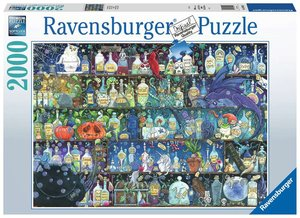 Poisons and Potions 2000 Bitar Ravensburger