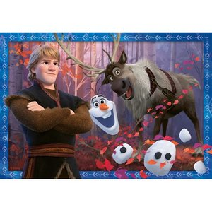 Frosty adventures 2x24 Bitar Ravensburger
