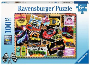 Dream Cars! 100 XXL Bitar Ravensburger