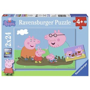 Happy family life 2x24 Bitar Ravensburger