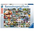 99 VW Campervan  Moments  3000 Bitar Ravensburger
