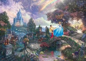 Cinderella Wishes Upon a Dream  1000 Bitar TK Schmidt