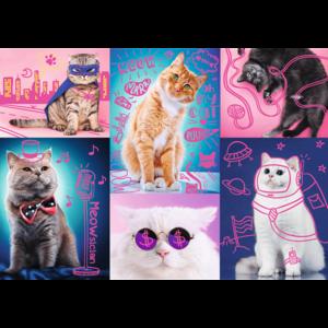 Super cats 1000 Bitar Trefl