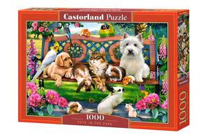 Pets in the Park 1000 Bitar Castorland